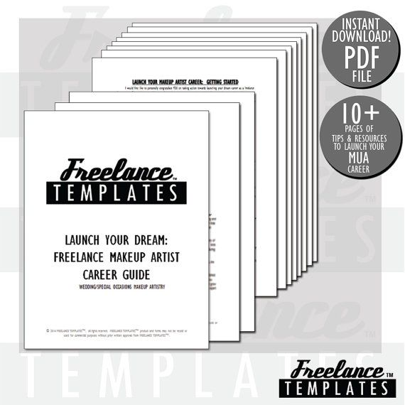 Top 17 idei despre Freelance Makeup Artist pe Pinterest Cosmetologie - wedding contract templates