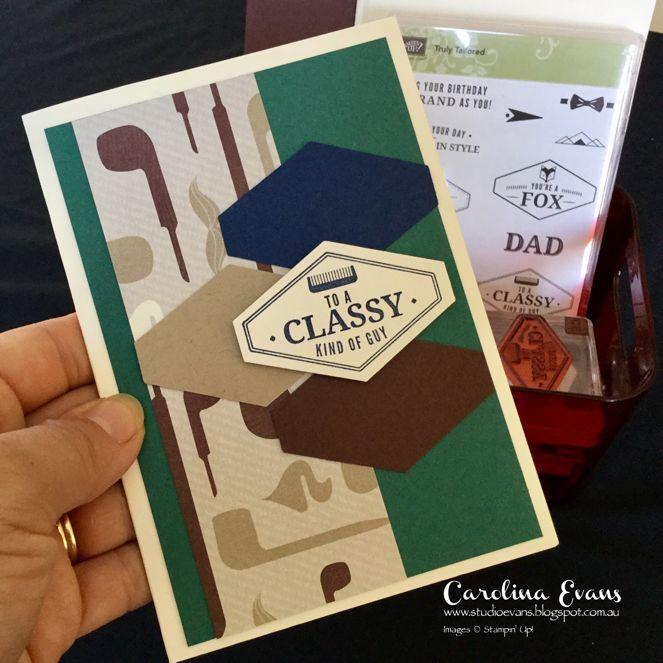 Carolina Evans - Stampin' Up! Demonstrator, Melbourne Australia: Occasions 2018 Catalogue Launch Party #carolinaevans #studioevans #stampinup #occasions2018 #sab2018 #launchparty #friends