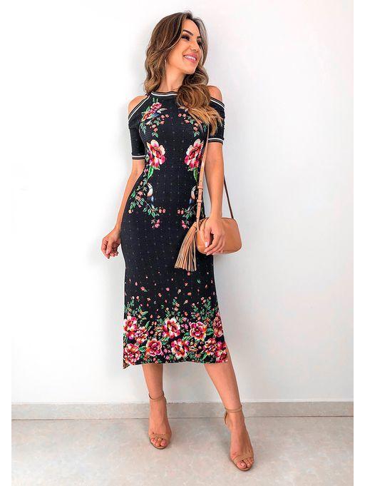 e716ba9ff Vestido Rib Floral Tukanas Farm #fashionphotographer #fashionphotography  #trendy #womensfashion #fashiondesigner #couture #trends #fashionindustry  #mua # ...