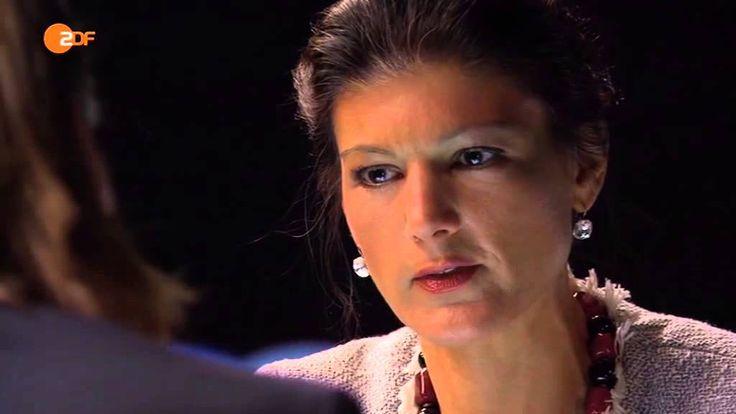 Sahra Wagenknecht zum Grundeinkommen