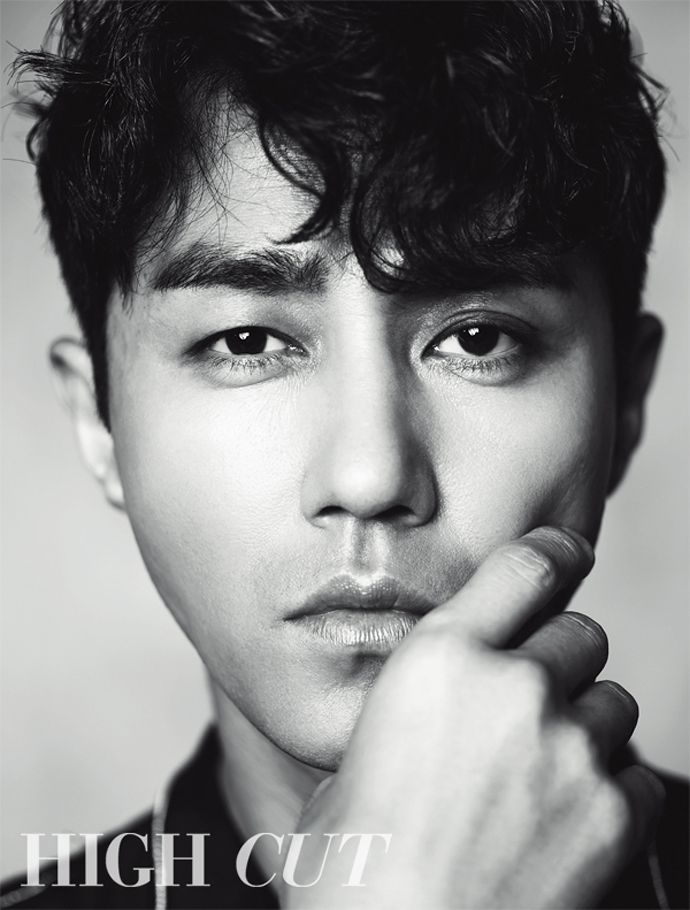Cha Seung Won For High Cut's Vol. 126 | Couch Kimchi