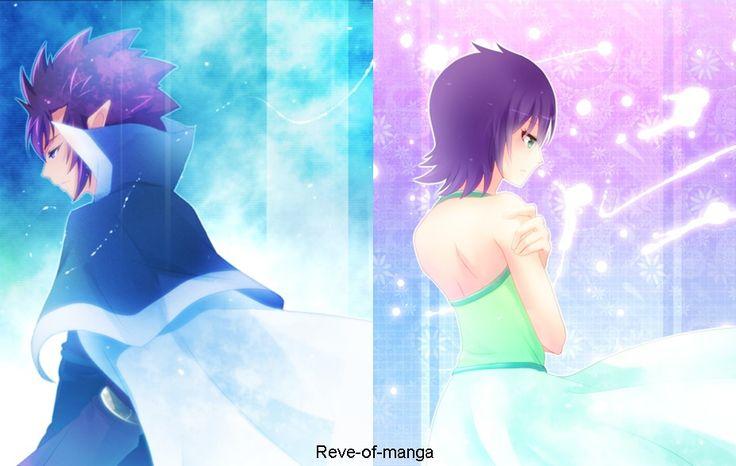 Cobra and Kinana (Fairy Tail) by CobraxKinana.deviantart.com on @deviantART