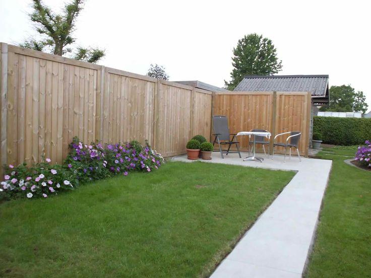 25 beste idee n over buiten tegels op pinterest boheems interieur pergola en huisdesign - Moderne buitentuin ...