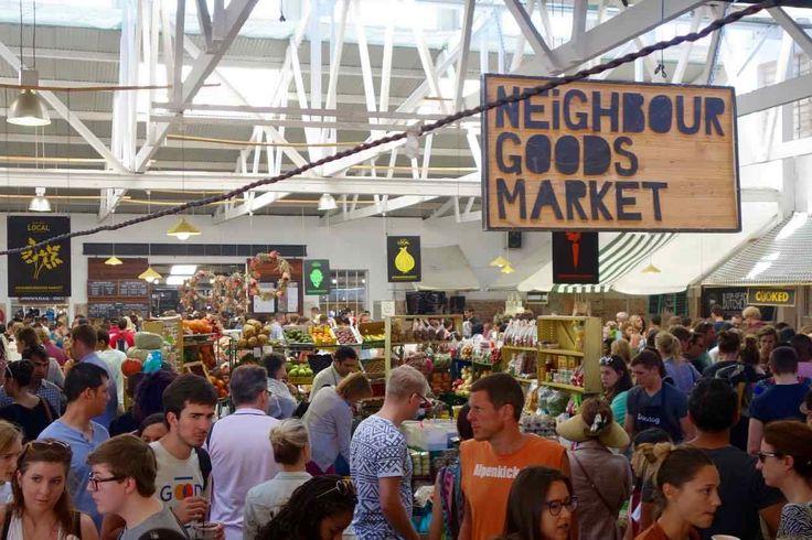 Kapstadt Foodmarket, Neighbourgoods Market in The Old Biscuit Mill