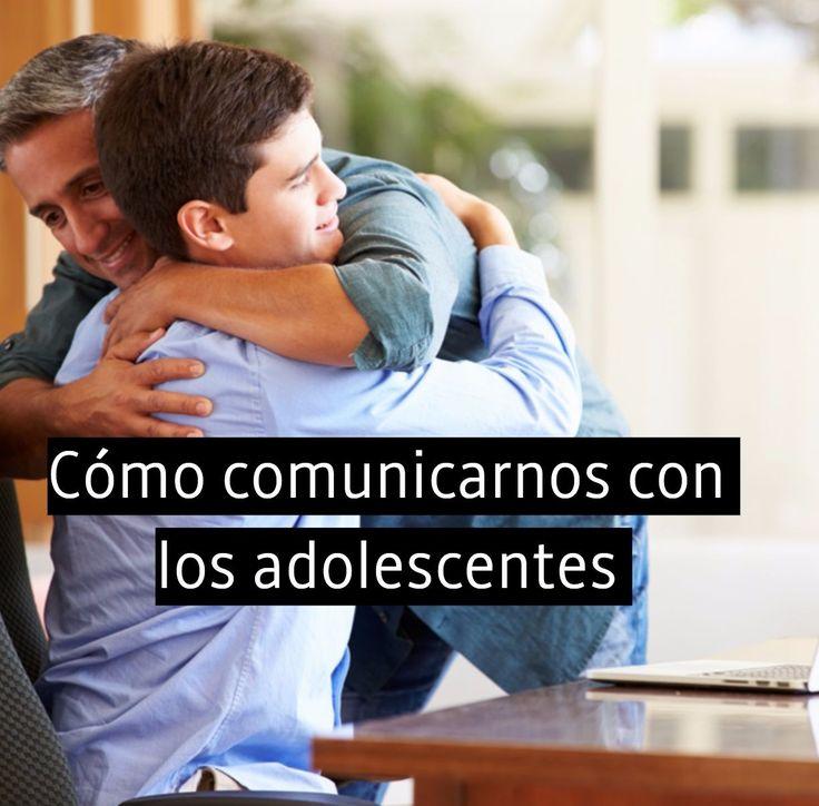 Comunicación efectiva. Disciplina Positiva. Adolescentes.