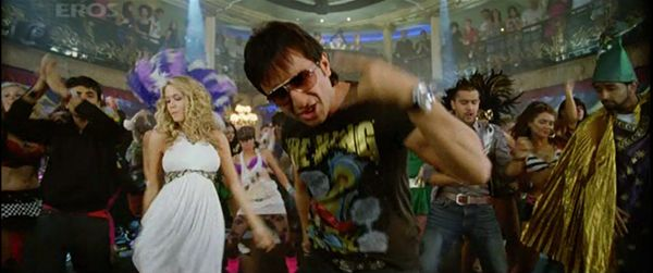 5 Pritam Chakraborty Songs That Will Get Your Party Started. Saif Ali Khan in *Love Aaj Kal*.