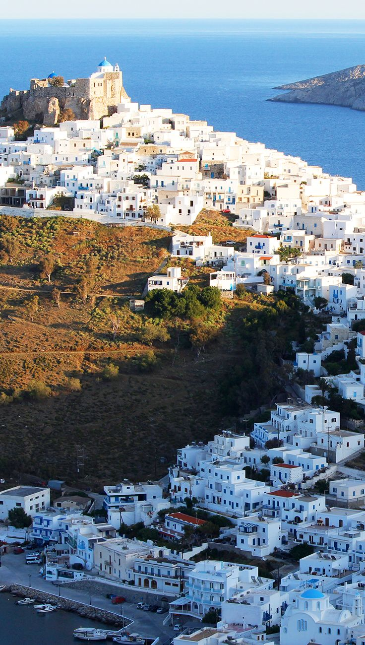 Greece off the beaten path: Astypalea