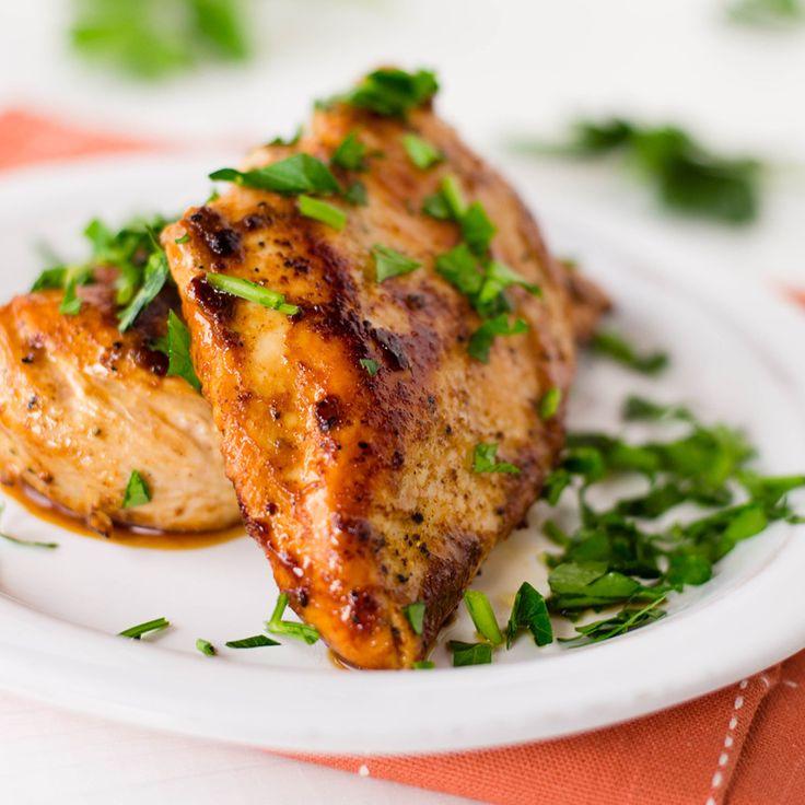 Essa receita de frango picante com mostarda e mel vai te deixar com água na boca!
