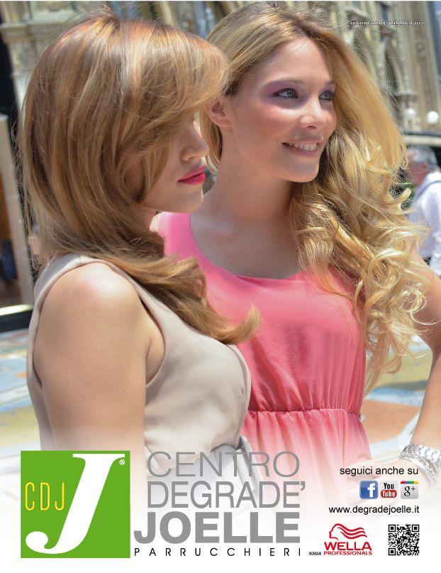 CDJ su Amica di Agosto 2013  #cdj #degradejoelle #rivista #siparladinoi