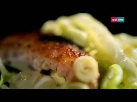 Cucina con Ramsay # 37: Rotoli di Pollo Speziati - YouTube
