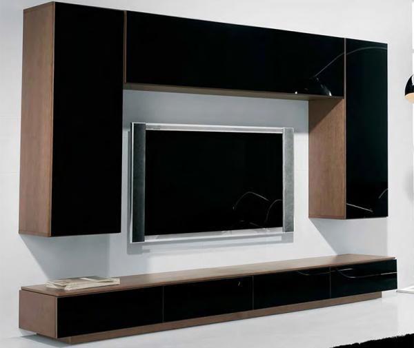 Best 25 Black Tv Unit Ideas On Pinterest Ikea Tv Table