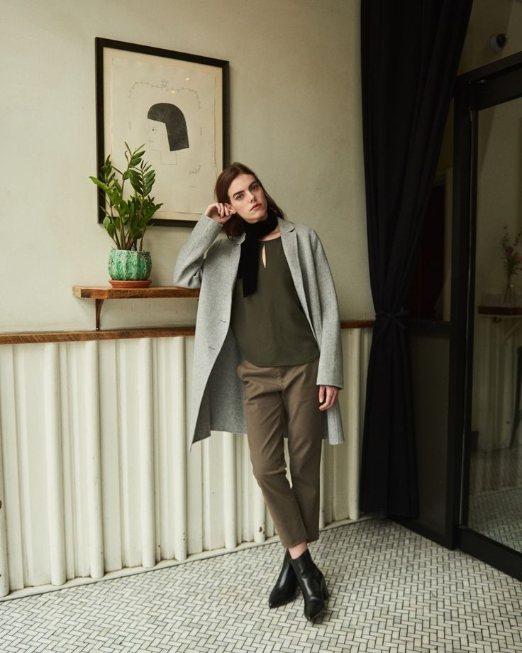 Signet Top + Weekend Pant | Steven Alan