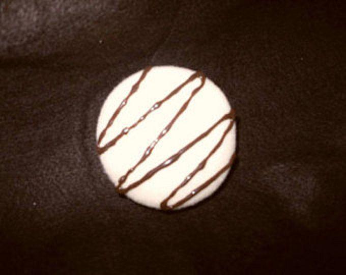 felt yo-yo keychain. merendina in feltro