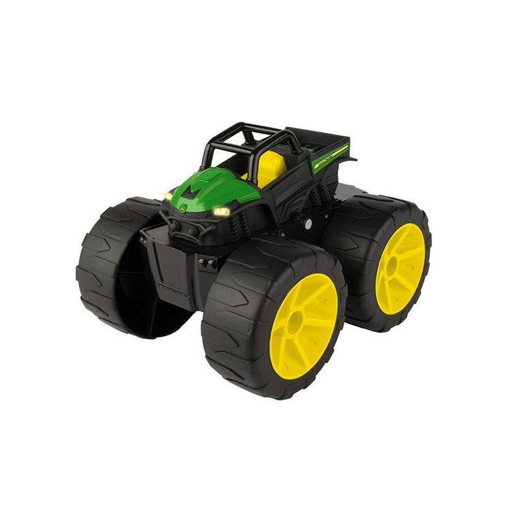 John Deere Monster Treads Flippers Alligator Gator Vehicle - Cool Christmas Gifts for Kids - Southernliving. BUY IT: $31