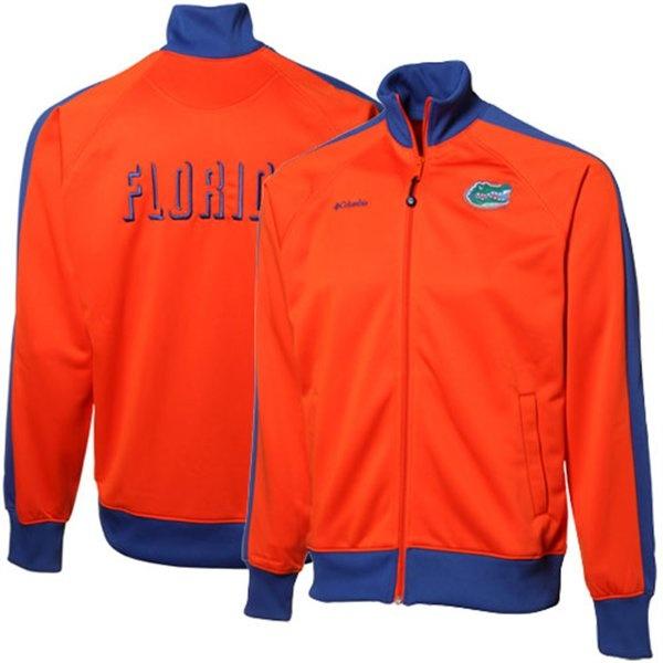 Columbia Florida Gators Orange Performance Jacket