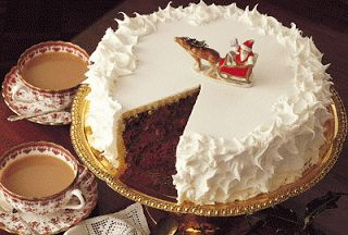 Κυπριακές Συνταγές: Χριστουγεννιάτικο Κέικ - Christmas Cake
