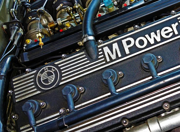 BMW-M5 detail