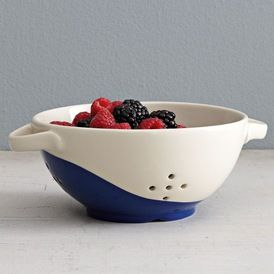 Contemporary Colanders And Strainers by West Elm
