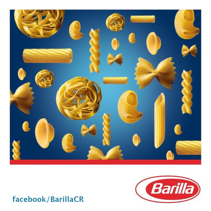 Pasta Cuts - Barilla Costa Rica