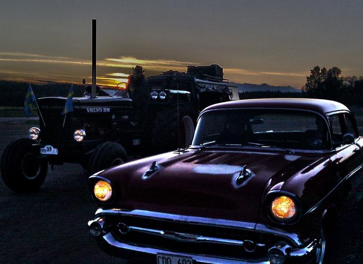 Drive in Movie - Classic Car Week
