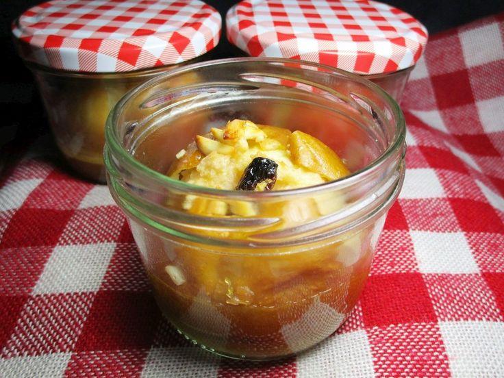 Ganzer Bratapfel im Glas, ein sehr schönes Rezept aus der Kategorie Dessert. Bewertungen: 63. Durchschnitt: Ø 4,3.