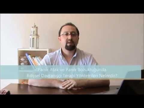 Panik Atak Psikolojisi İçin Psikolog ve Psikoterapi - YouTube