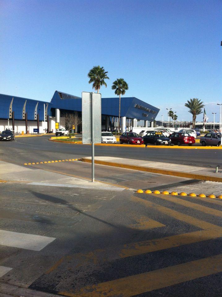 Aeropuerto Internacional de Monterrey General Mariano Escobedo (MTY) in Ciudad Apodaca, Nuevo León