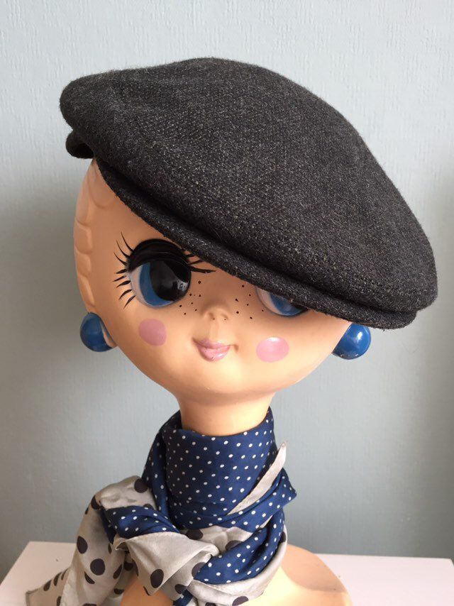 casquette plate homme Gabin Béret