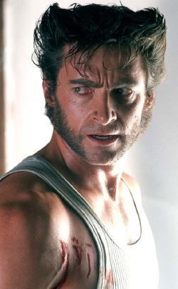 Hugh Jackman... my favorite is when he plays Wolverine =)