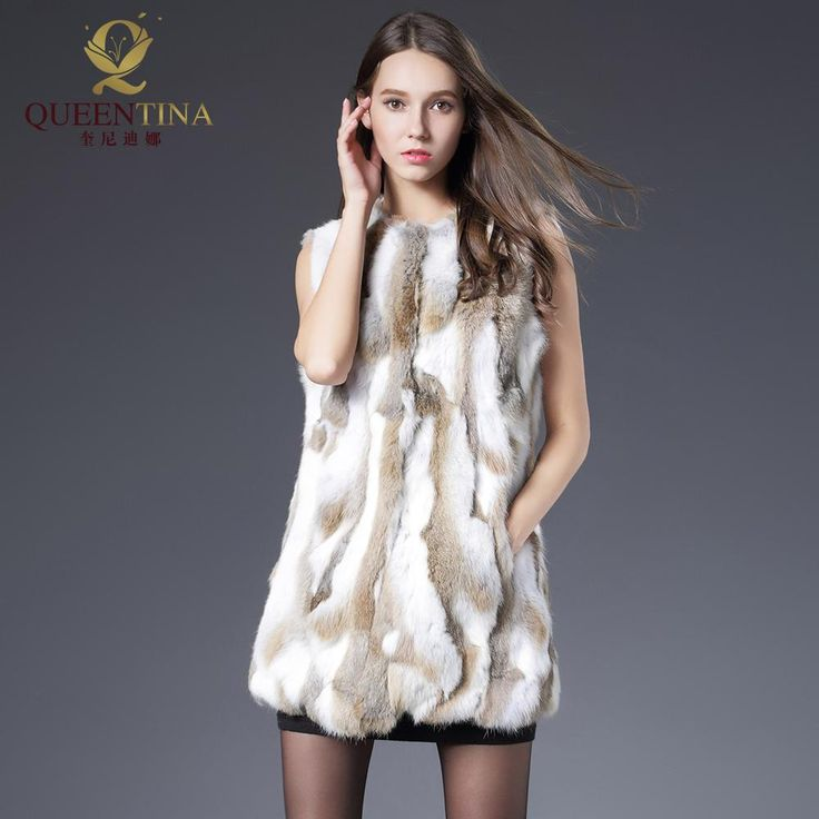 Sexy Fur Vest Women Rabbit Fur Vest Real Fur Coat For Women Winter Autumn Brand Sale Fur Vest Coats Fashion Outwear High Quality  #Gifts #vintage #theoldjunktrunk #fashion