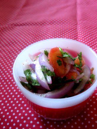 玉葱とトマトのアチャール風。 by きー。さん   レシピブログ - 料理 ...