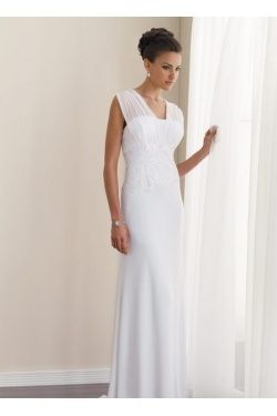 Dress ideas for a second wedding