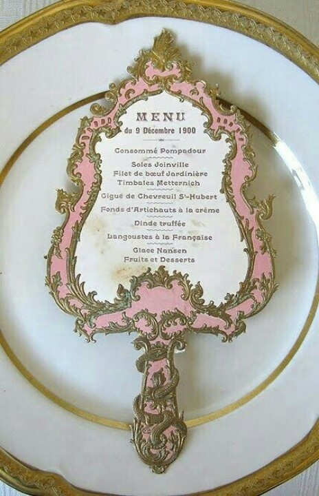40 best French menus images on Pinterest Champagne, Food and - french menu