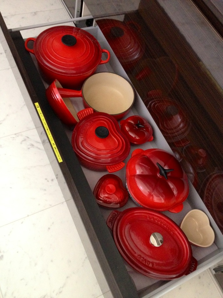 Le Creuset Red