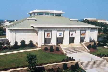 Huntsville Museum of Art - Alabama