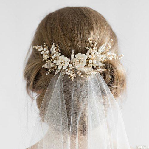 percy hand made - #hairpieces #asiawedding #asiaweddingnetwork