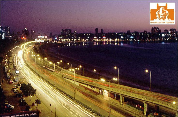 Marine Drive follows the sweeping curve of sea that stretches north from Nariman Point's high-rise buildings to infamous Chowpatty Beach, located at the foot of Malabar Hill. It's the ultimate seaside promenade, where Mumbaikars come to escape the claustrophobia of central Mumbai