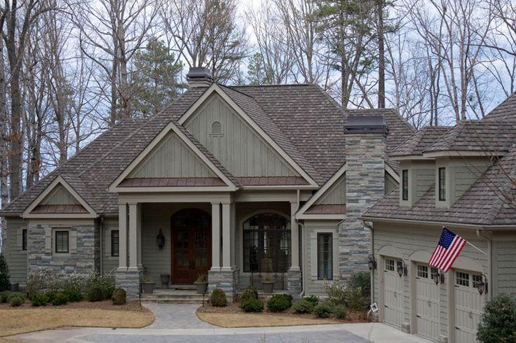 Artisan built custom homes lake oconee home builder for Home builder com