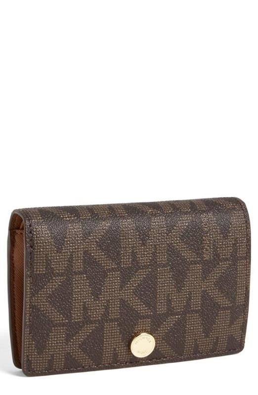 Signature Michael Kors wallet