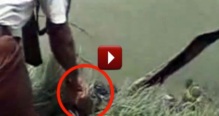 Baby in a Bag Floating in a River is Found ALIVE! Watch the Miracle Video