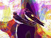 "New artwork for sale! - "" Swallow Bird by PixBreak Art "" - http://ift.tt/2tKSca0"