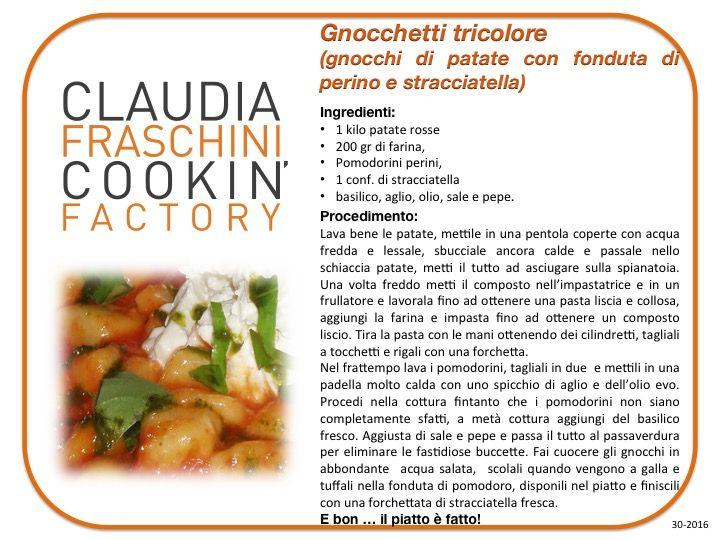 #giovedignocchi #tricolore #food #instagood #instafood #TagsforLikes