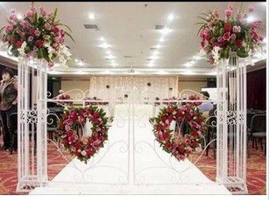 2м на 2м 450ю Новая / открытые арки / Особенности дверь счастья / цветок двери поставок свадьбы / свадьбы реквизит свадебные арки - Taobao
