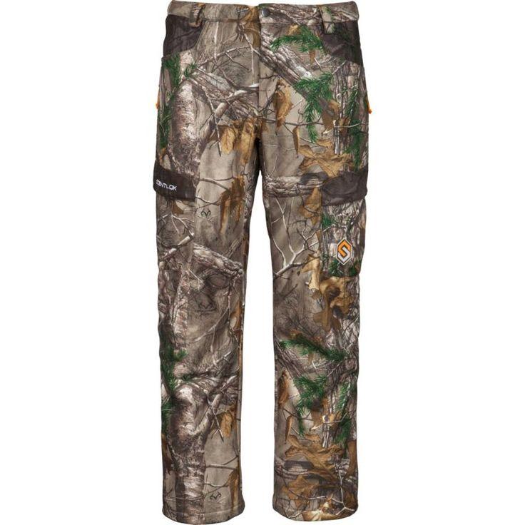 ScentLok Men's Full Season TakTix Hunting Pants, Brown