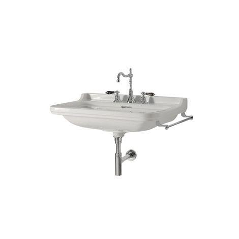 Vasque Rétro céramique WALDORF à suspendre 60 cm - Monotrou - WD6055 - Plomberie sanitaire chauffage
