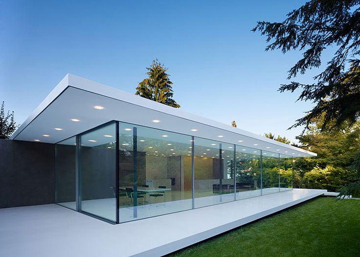 : Werner Sobek, Modern Architecture, Haus D10, Glasses Rooms, Around The World, Glasses Design, Modern Houses, Houses Interiors Design, Glasses Houses