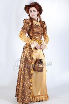 Фото - Платье императрицы Марии Федоровны (конец 19 ст.)