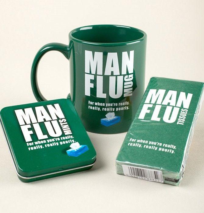 Man Flu Survivor Kit
