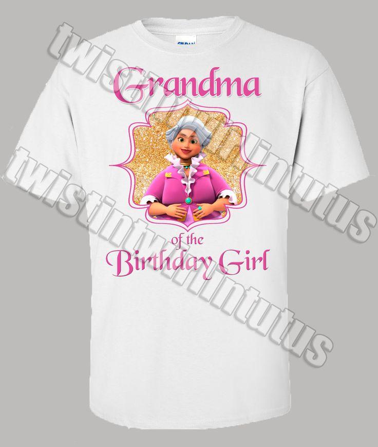 Disney Channel Elena Avalor Grandma
