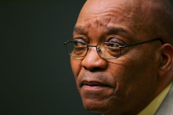 Time for South Africa's Jacob Zuma to Step Down - The New York Times